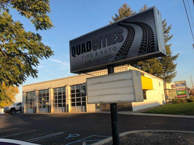 QuadCities Tire & Auto: 245 Thain Rd, Lewiston, ID
