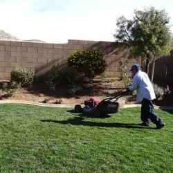 Edgar Lawn Amp Landscaping Jardineros Moreno Valley Ca