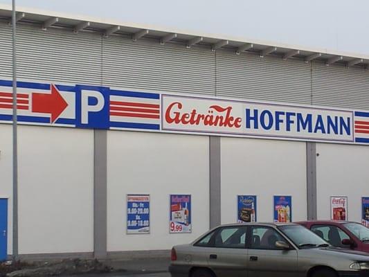 Getränke Hoffmann Sortiment Berlin