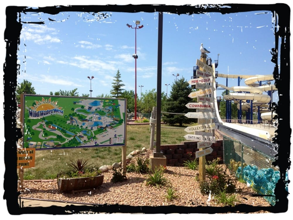 Wild Water West Waterpark: 26767 466th Ave, Sioux Falls, SD