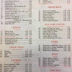 Fortune Garden 12 Rese As Cocina China 340 E Main St Middletown Ct Estados Unidos