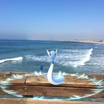 Photo Of Newport Pier Beach Ca United States