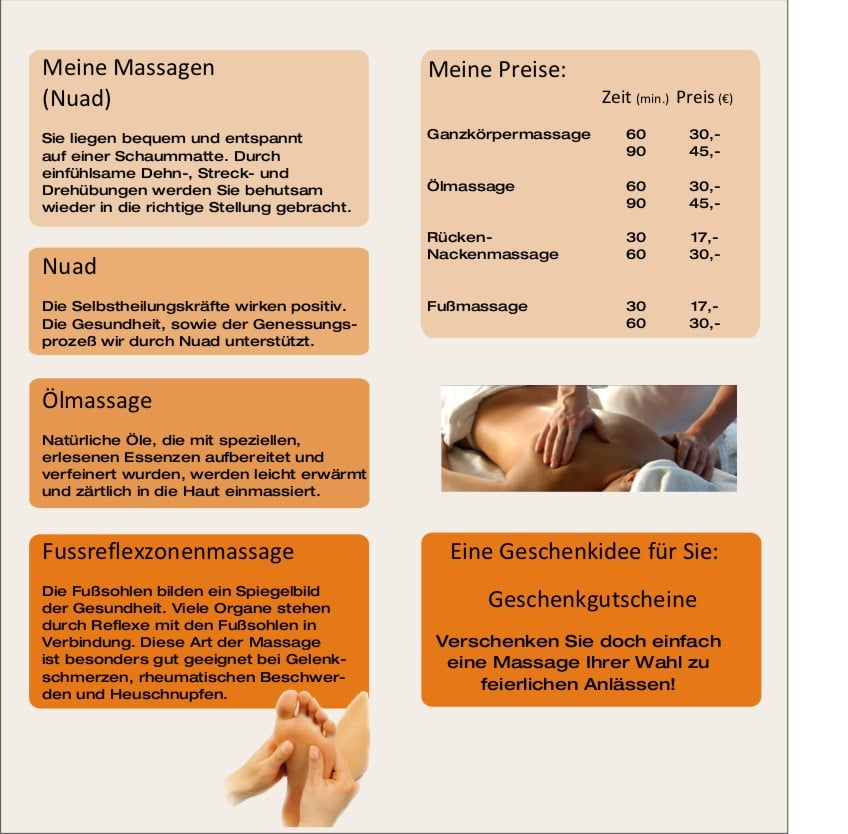 x o thai massage uppsala