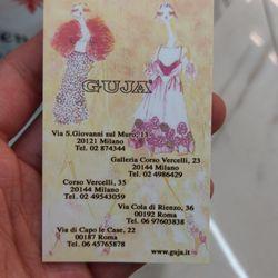 save off 4b286 9a7c1 Guja - Shopping - Via Cola di Rienzo, 36, Prati, Roma ...