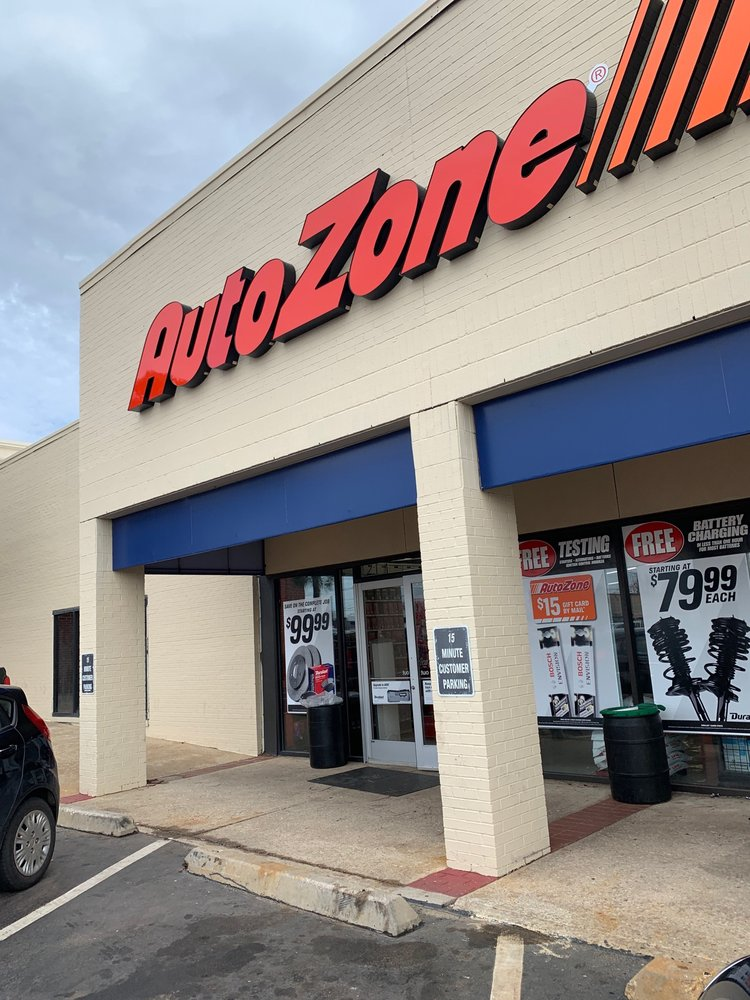 AutoZone Auto Parts - 6408 N May Ave, Oklahoma City, OK