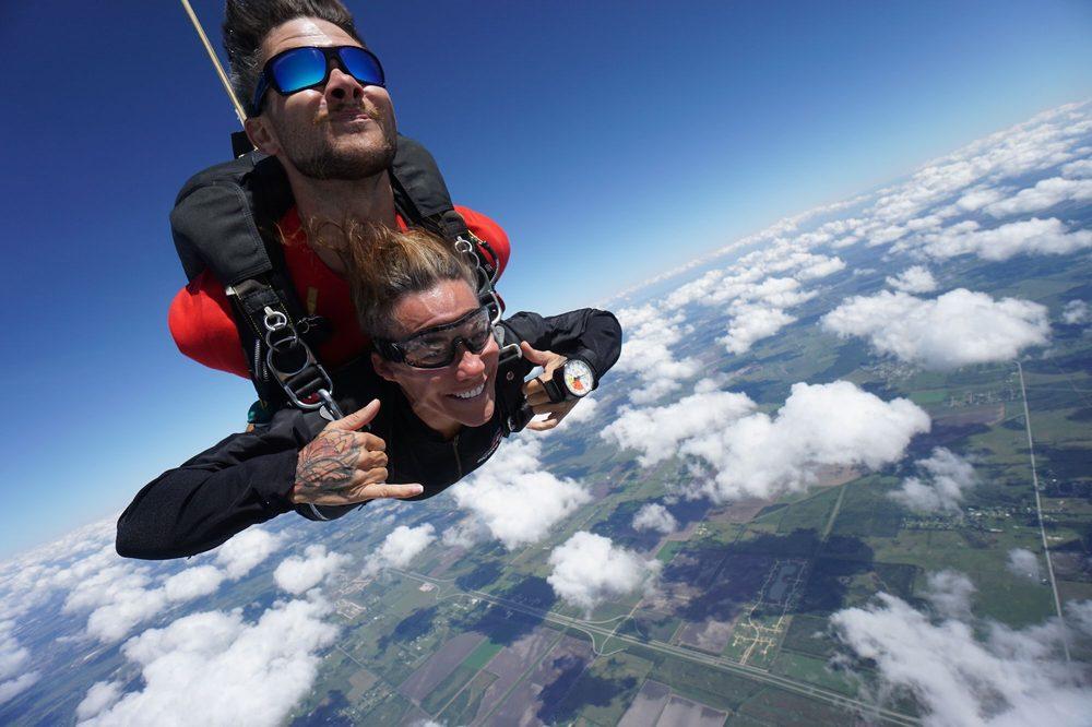 Skydive Spaceland - Houston: 16111 Fm 521 Rd, Rosharon, TX