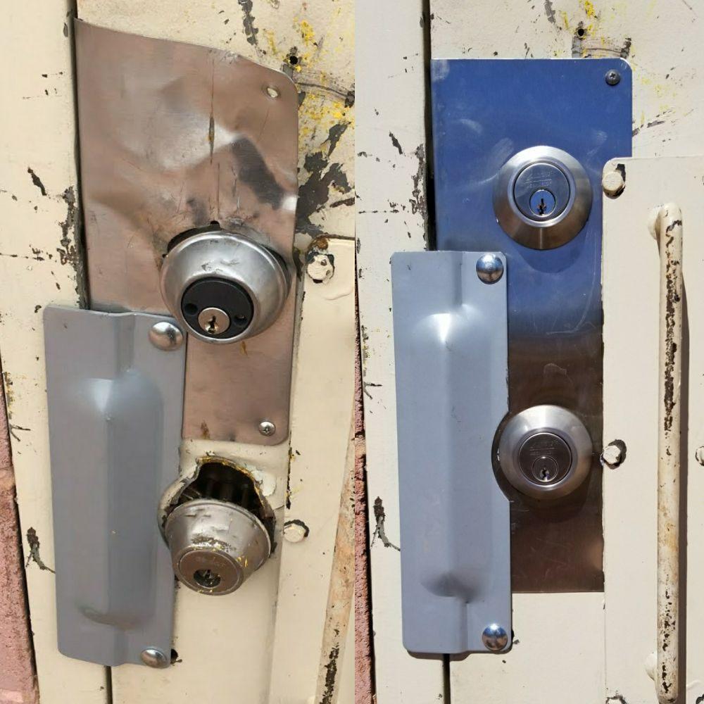 Zion Locksmith: 146 S State St, La Verkin, UT