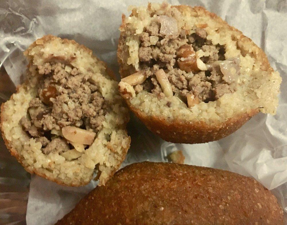 Taj Alsham Cuisine: 337 Willard Ave, Newington, CT