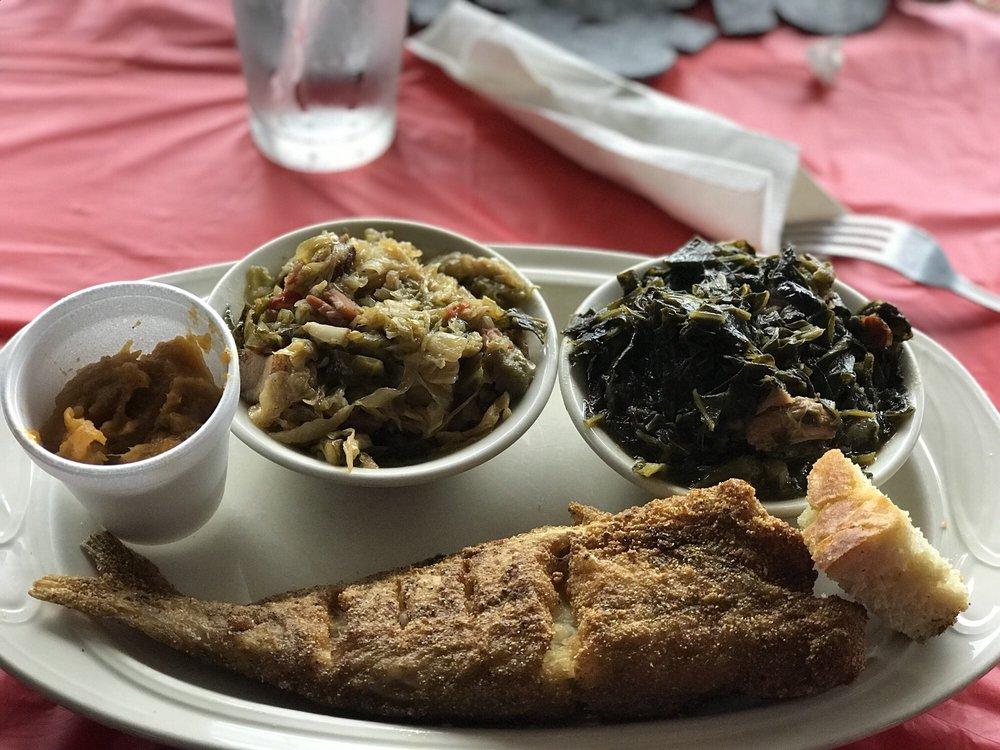 Nana J's Soulful Kitchen: 6512 Washington Ave, Ocean Springs, MS
