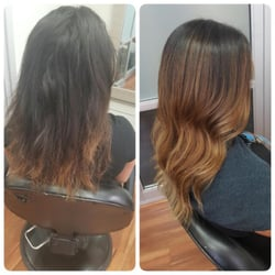 Vellum salon hair extensions 1450 frazee rd mission valley photo of vellum salon san diego ca united states before and after pmusecretfo Choice Image