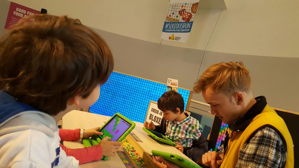 Children's Creativity Museum: 221 4th St, San Francisco, CA