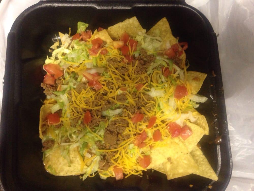 Beef nacho salad - Yelp