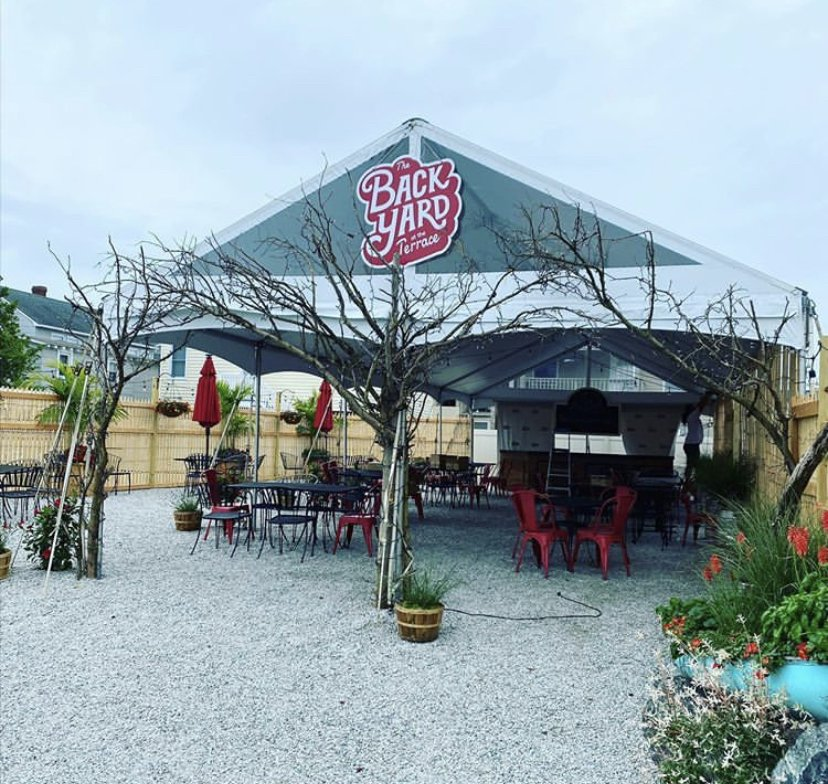 Terrace Tavern: 13201 Long Beach Blvd, Beach Haven, NJ