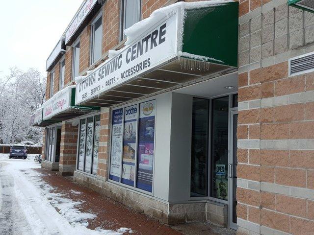 Ottawa Sewing Centre Appliances 40 Clyde Avenue Ottawa ON Inspiration Sewing Machine Hospital Ottawa