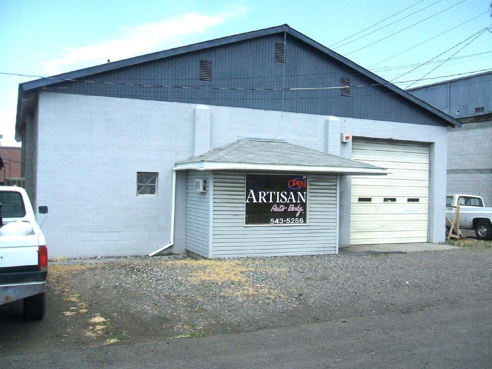 Artisan Auto Body: 108 12th Ave S, Buhl, ID