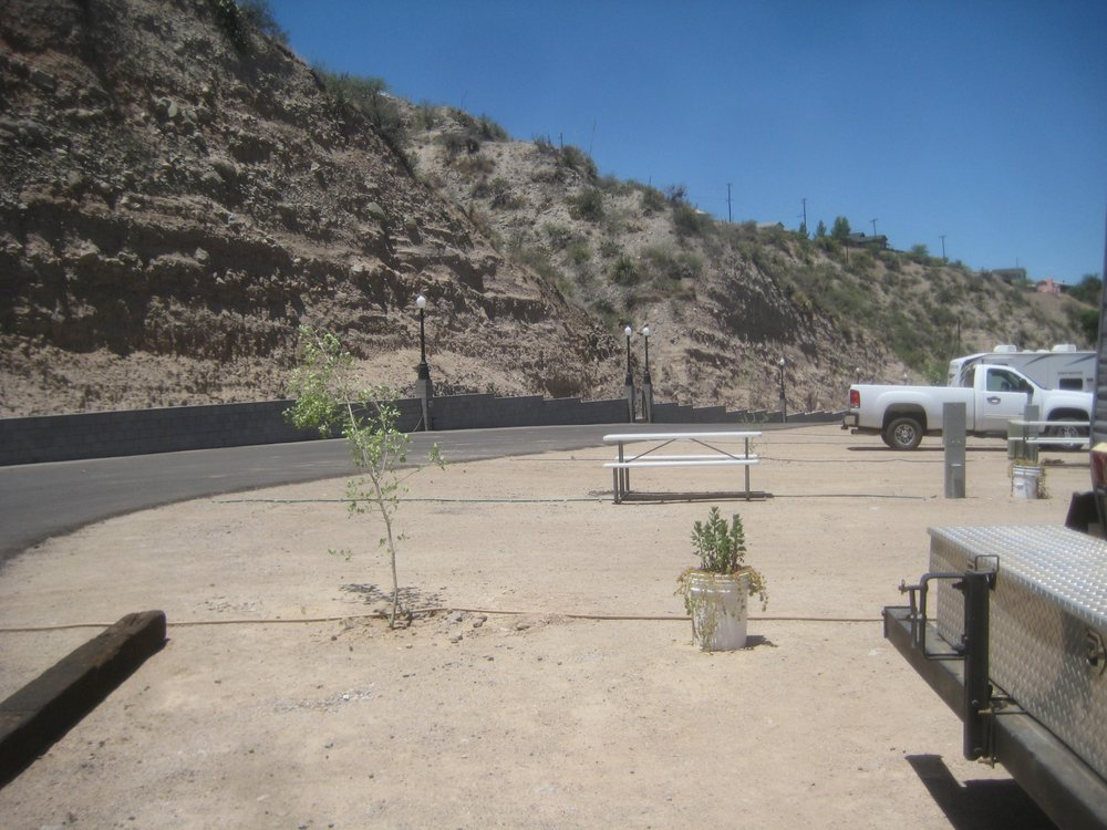 The Batting Range & Gila County RV Park: 201 W Cottonwood St, Globe, AZ