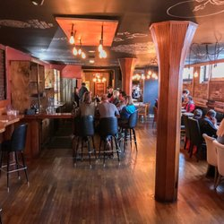 Photo Of Polanco Restaurant Asheville Nc United States The Interior Is A