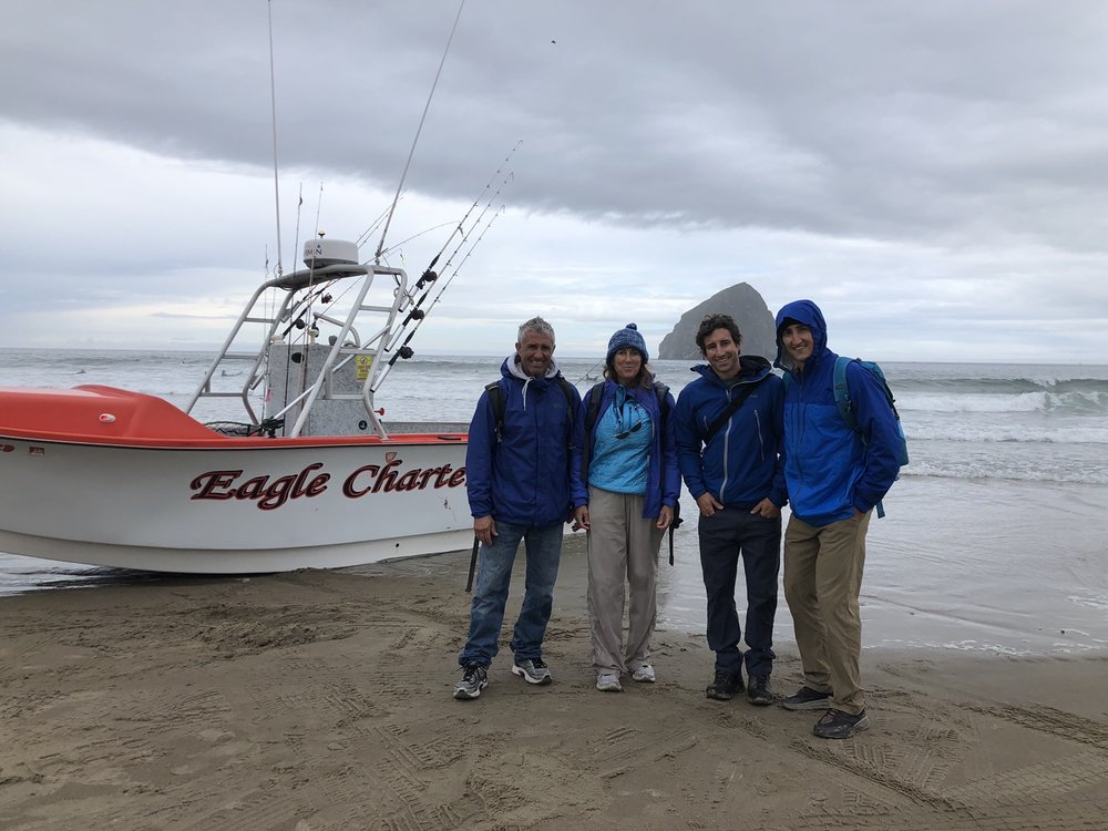 Eagle Charters Fishing: 36940 Hwy 101, Cloverdale, OR