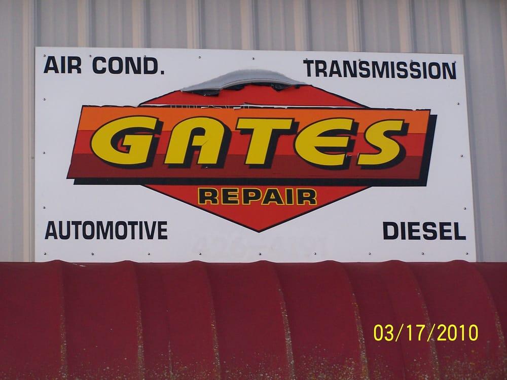 Gates Repair & Machine: 134 Smith St, Barry, IL
