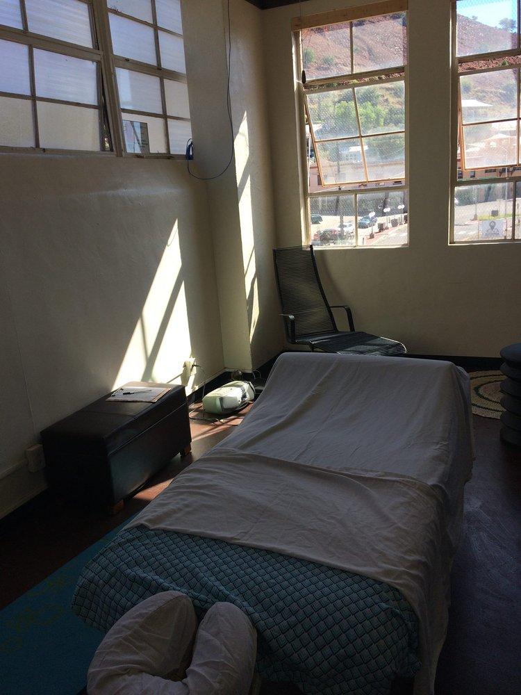 Sky Island Massage: 48 Main Street, Bisbee, AZ