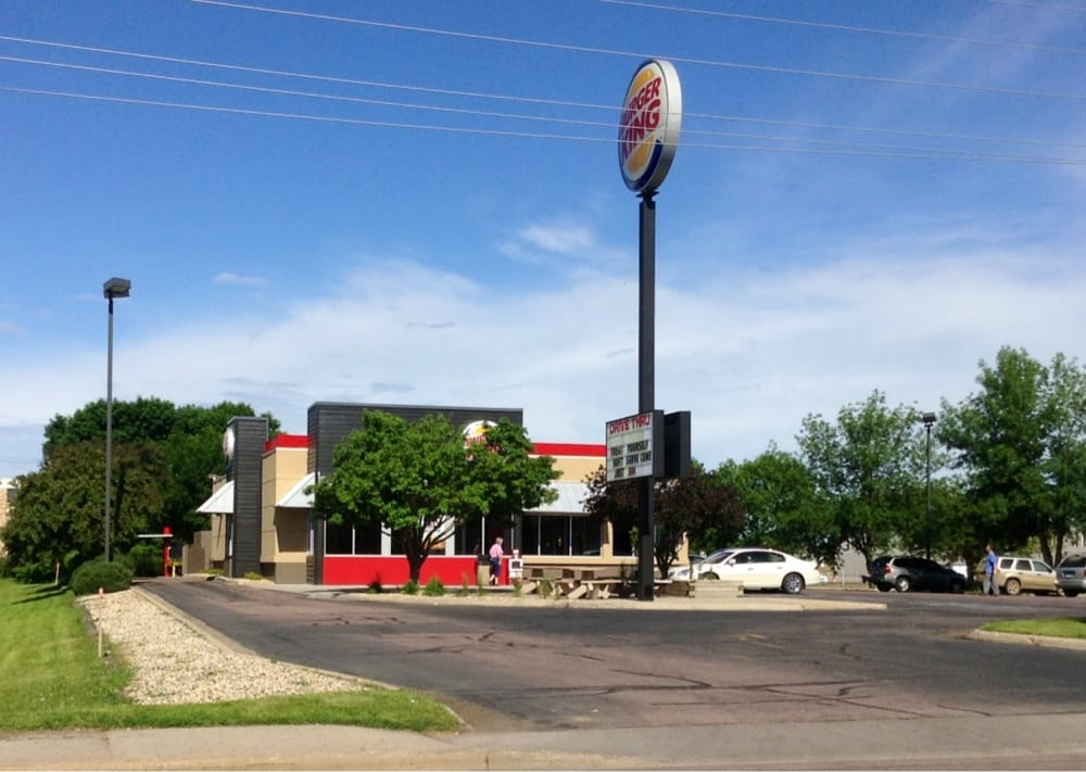 Burger King: 1617 N Main St, Mitchell, SD