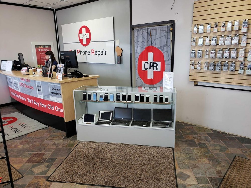 CPR Cell Phone Repair Stevens Point: 490 Division St, Stevens Point, WI