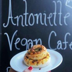 Ad Antoniette Vegan Cafe