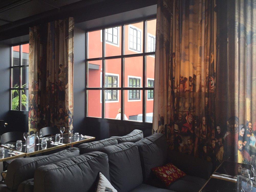mob hotel 13 4 6 rue gambetta saint ouen. Black Bedroom Furniture Sets. Home Design Ideas