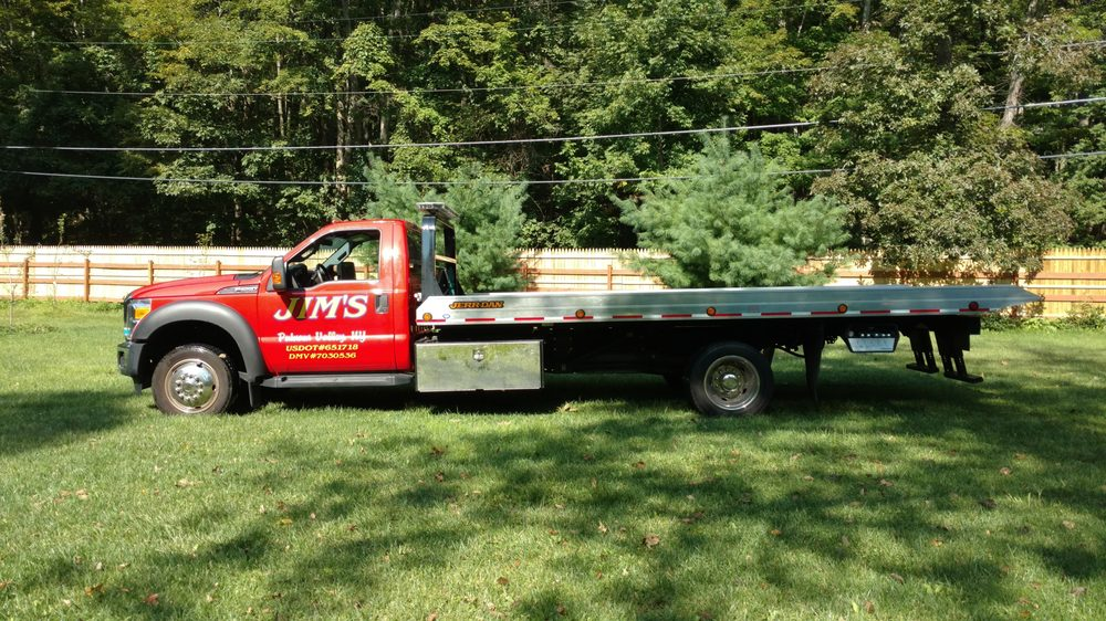 Towing business in Southeast, NY