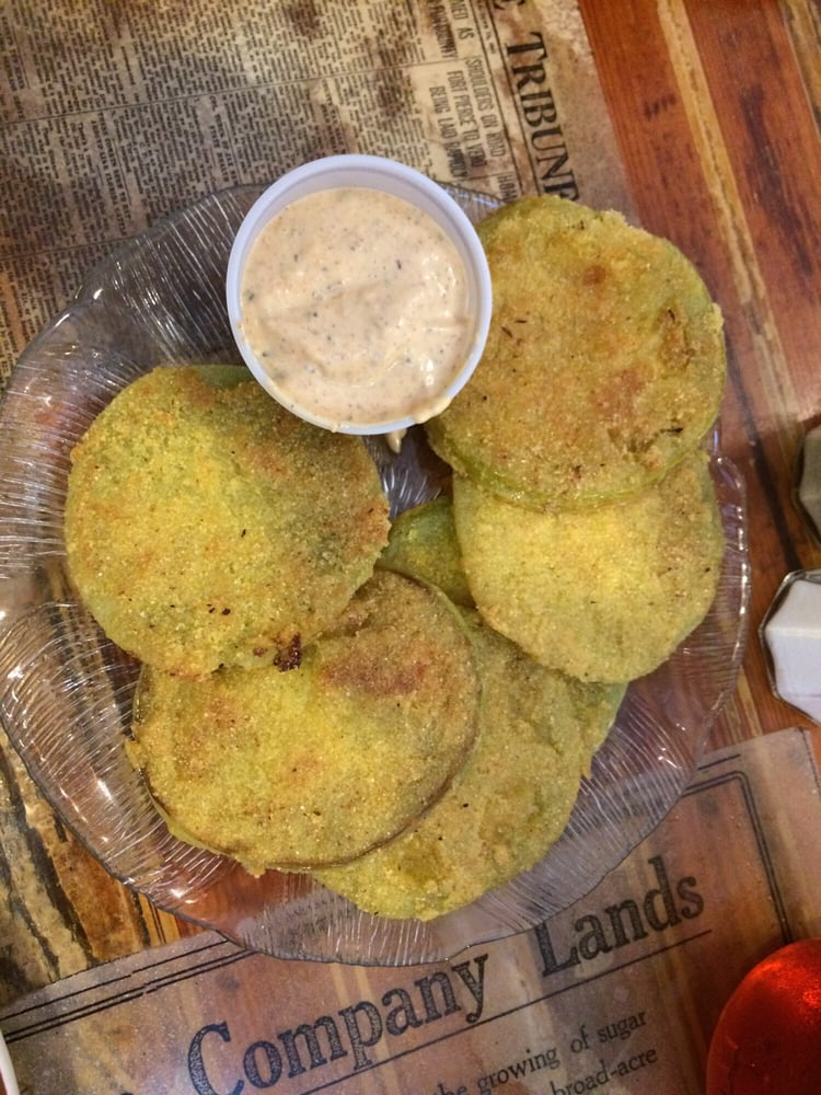 Restaurants With Fried Green Tomatoes Near Me