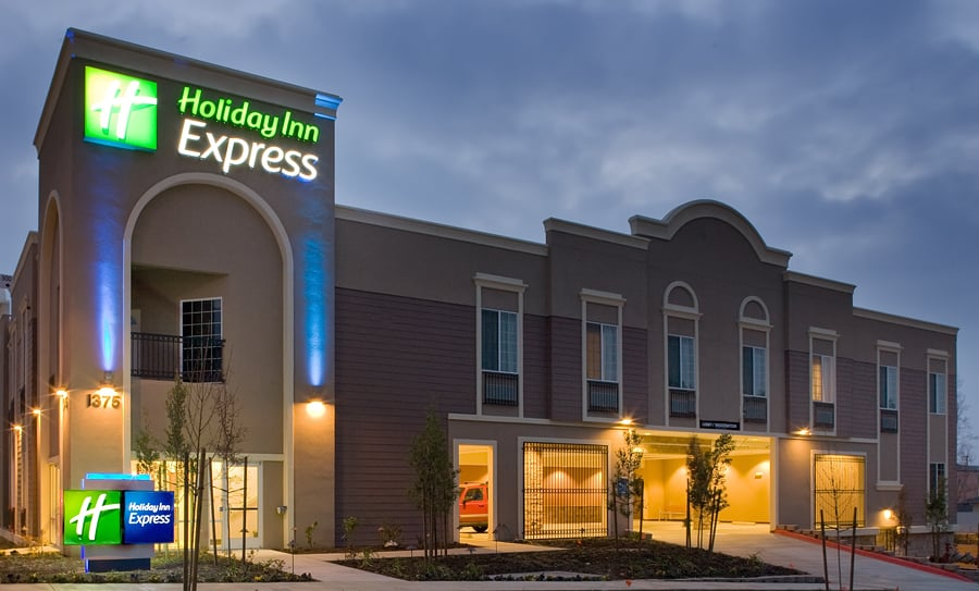 Photo of Holiday Inn Express - Benicia: Benicia, CA