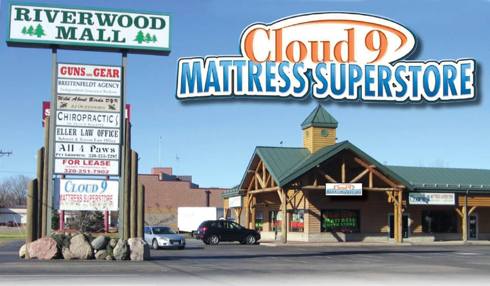Cloud 9 Mattress Superstore: 2103 Frontage Rd N, Waite Park, MN