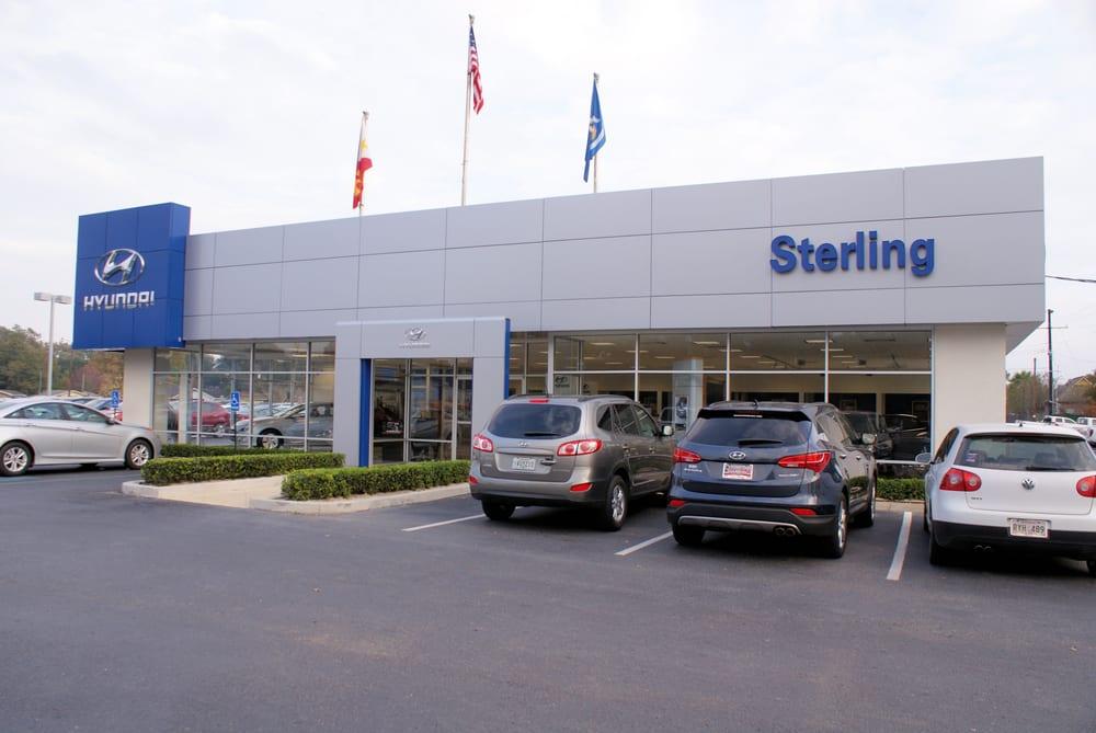 Sterling hyundai concessionari auto 5001 johnston st for Sterling motors lafayette la