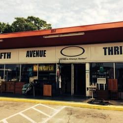Fifth Avenue Thrift Shop logo