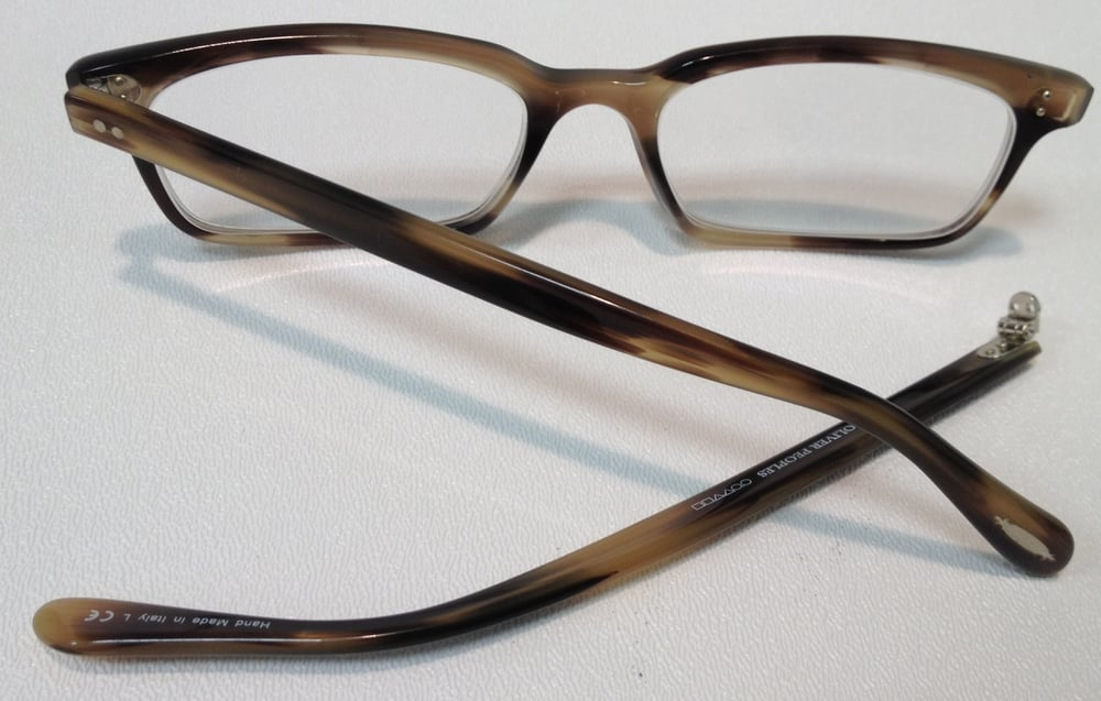 Oliver Peoples Hinge Repair - BEFORE - Yelp