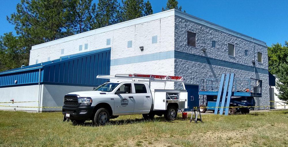 T&L High Alps Construction: 8720 Rush Creek Rd, Lewiston, CA
