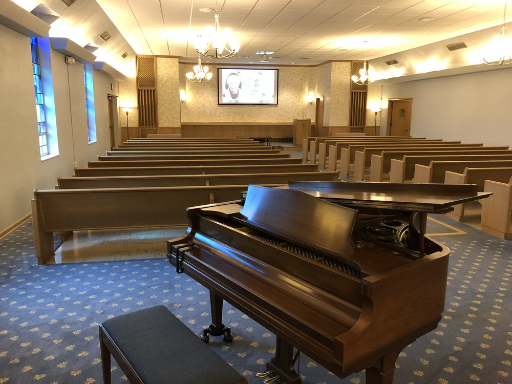 Shepard Funeral Chapel: 9255 Natural Bridge Rd, Saint Louis, MO