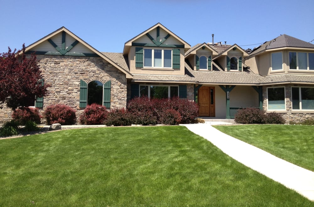 Residential exterior home paint project in denver co yelp - Colorado springs exterior house painting paint ...