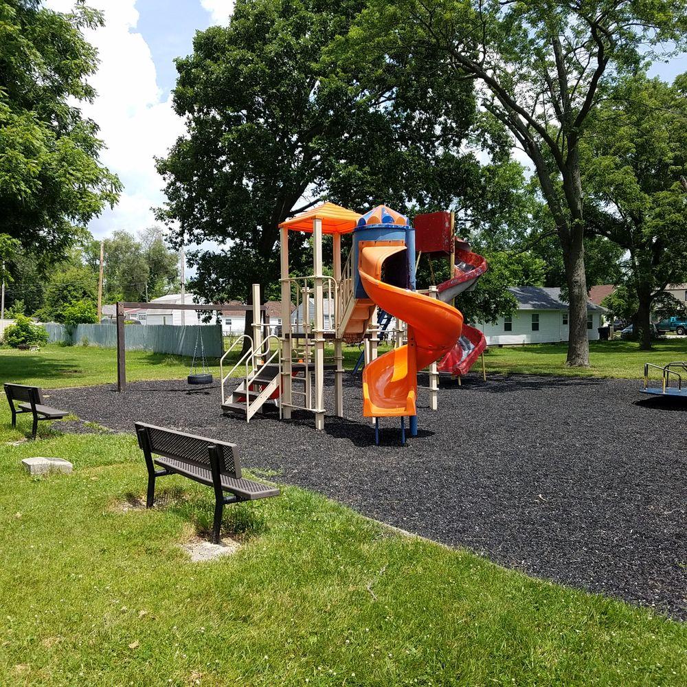 Cowing Park: 2501 N Pauline Ave, Muncie, IN