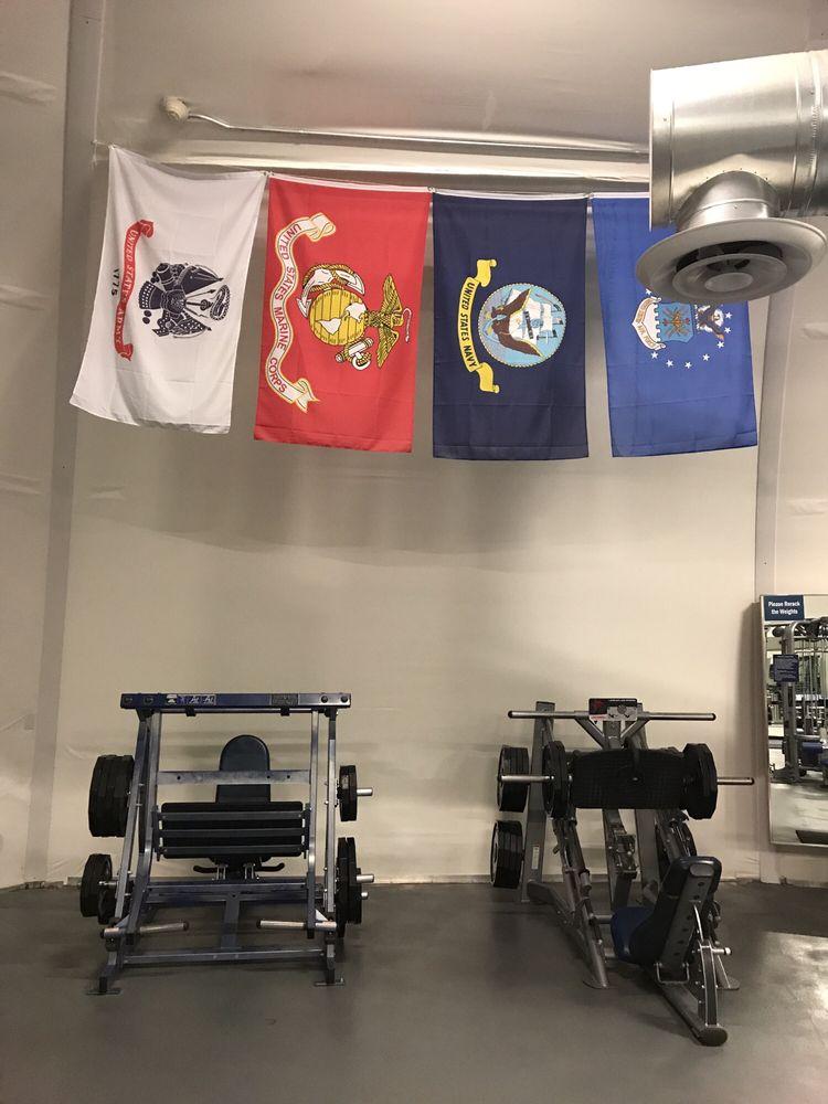 Edwards AFB Fitness Center: 2414 Popson Ave, Edwards AFB, CA