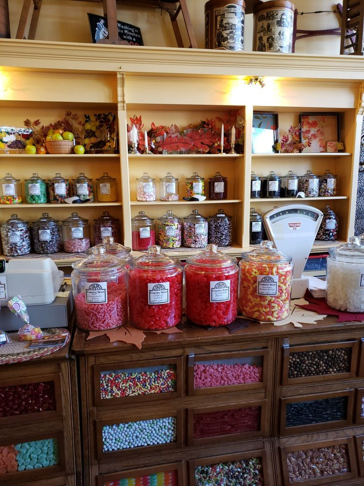 Olde Gilead-Country Store: 24139 Front St, Grand Rapids, OH