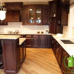 green castle cabinets - 15 photos - countertop installation