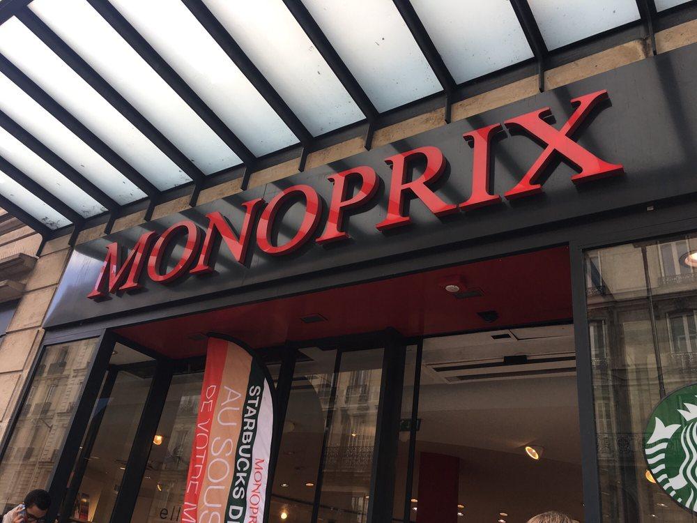 monoprix 26 photos 52 reviews department stores 52. Black Bedroom Furniture Sets. Home Design Ideas