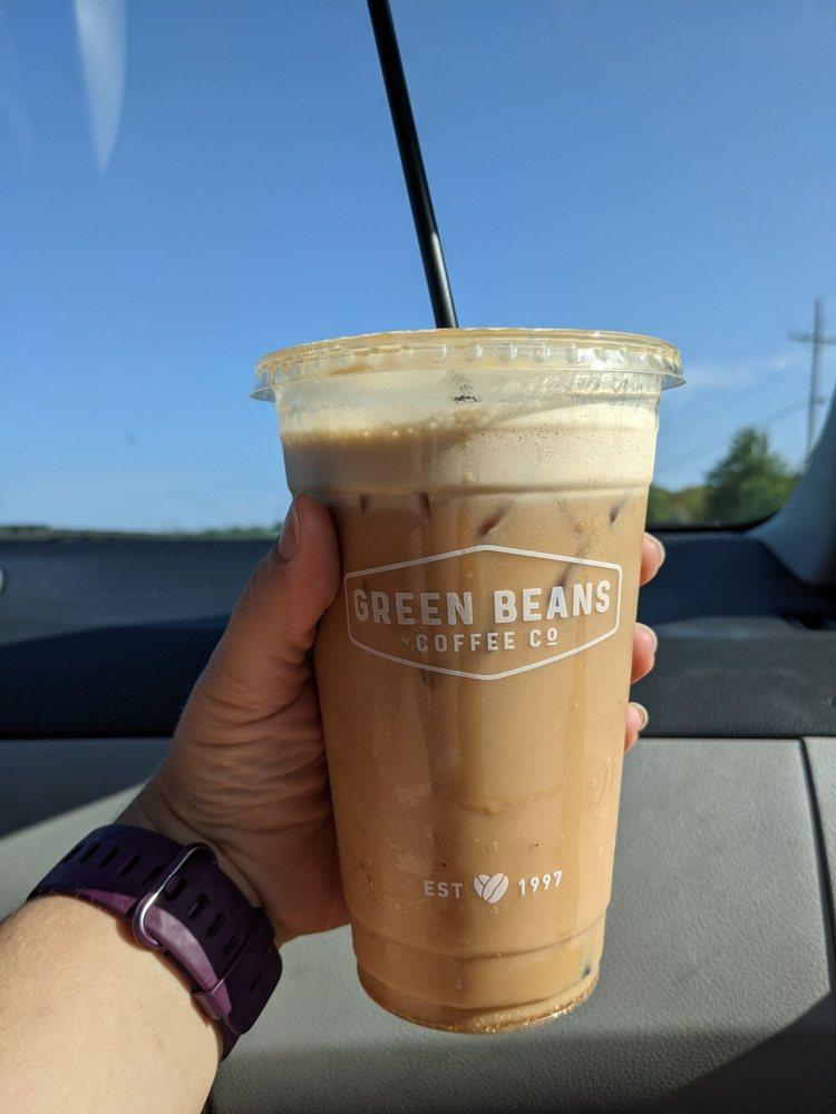 Green Beans Coffee Bellevue: 3512 Samson Way, Bellevue, NE
