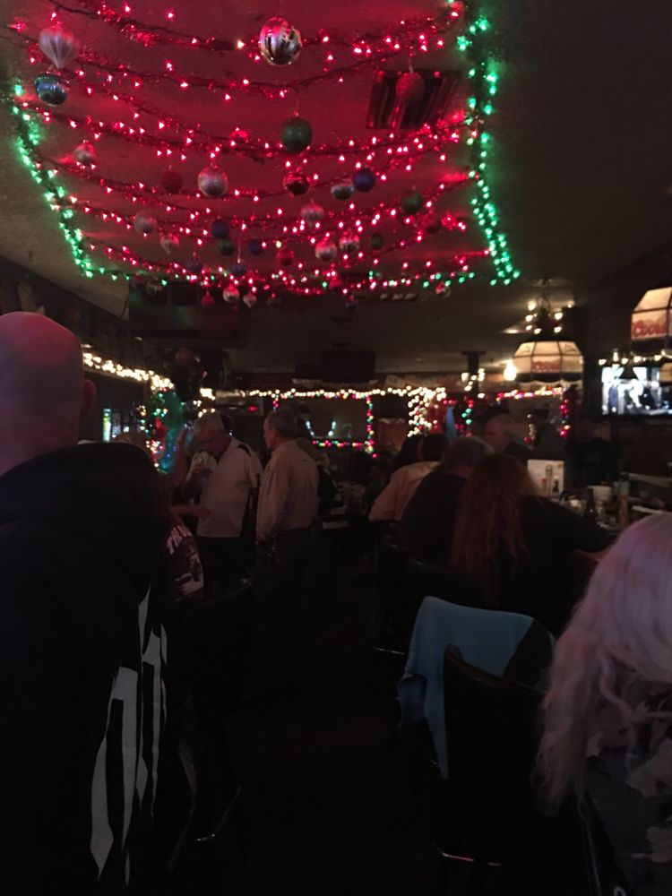 Jan & Lib's Hi-Tops Lounge: 319 N Ridgewood Ave, Edgewater, FL