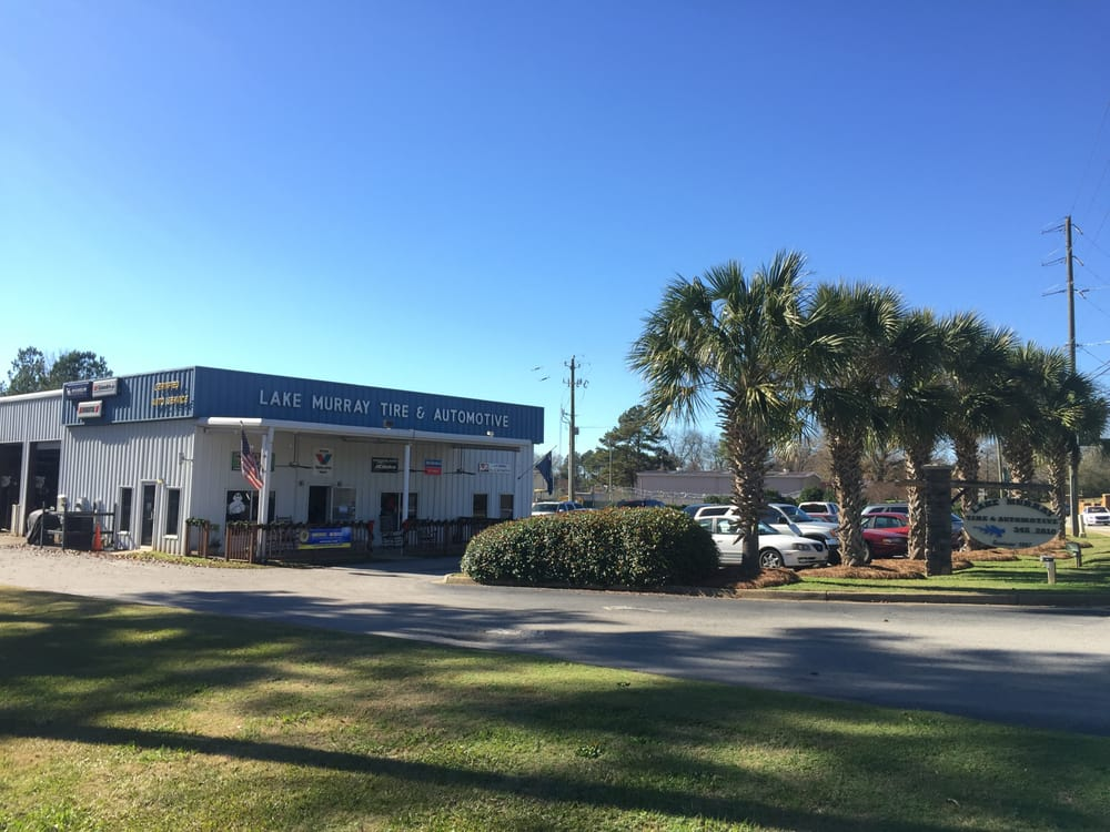 Lake Murray Tire and Automotive: 258 Columbia Ave, Chapin, SC