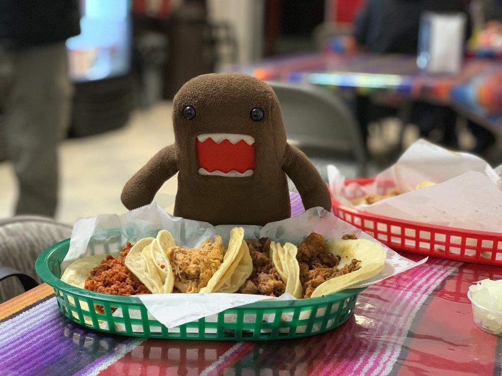Mexican Street Tacos: 73768 Gorgonio Dr, Twentynine Palms, CA