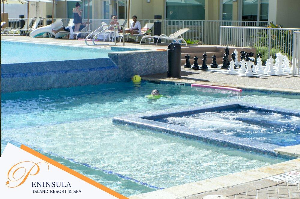 Peninsula Island Resort And Spa South Padre Island Tx