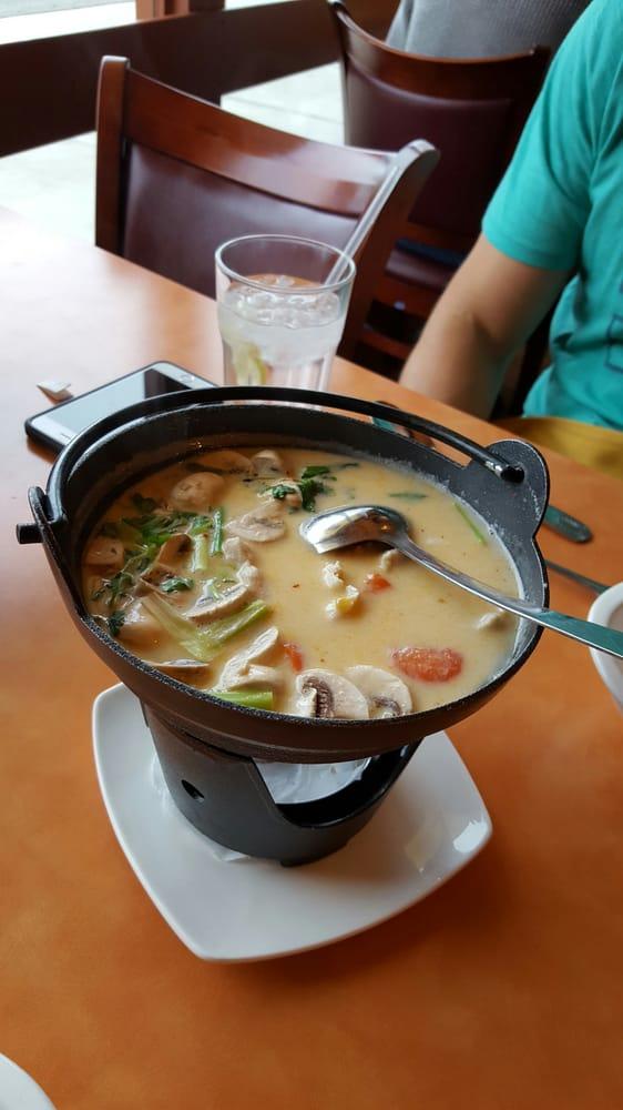 Ginger Thai Restaurant Salinas