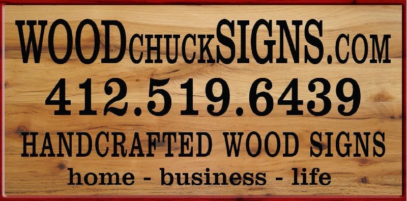 New Personalized Custom Carved Routed Wood Wooden Sign Custom Wood